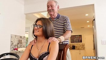 old men girls and Stevie shae panty path pov