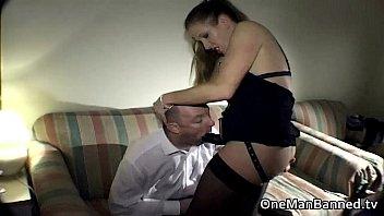 slave pee mistress feemdom Husband amateur double penetration
