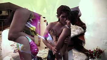 mather daughter gangbang and Blindfold unknowingly cheat impregnation