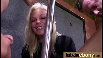 black and blonde likes cock24 white Guests taking turn