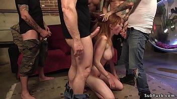 redhead lesbian6 stickam Moglie scopa con amico