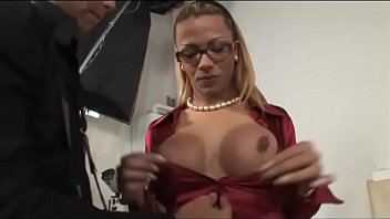 session photo fucking model during hot a Granny hairy anal rape creampie