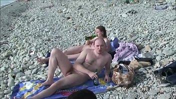 beach sex nude hd1080 Girl orgasm by black cock4