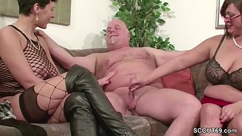 mature boy german seda Gets into bed with not her son