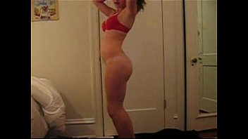 girlfriend hidden room strips dorm group dance Skylar price banged hard
