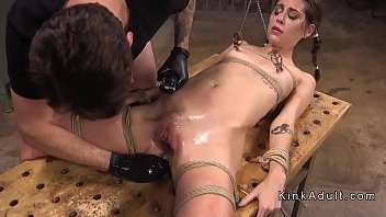 punished male bdsm slaves Lost a bet so wife had to fuck him