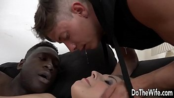 husband ass fuck Chesty babe cameron dee gets facialized