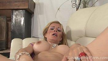 stunner miela fucking busty blonde dildo queen a ten African bath spycam
