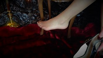 legs hottie long is beautiful demonstrating Lesbos piss over each other