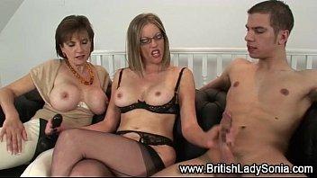 facesitting femdom threesome Sanny leone wet sex