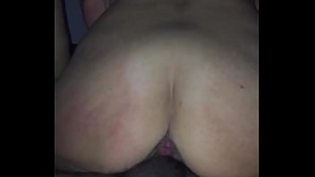 other room creampied best my in i wife friends Gown her throat cum