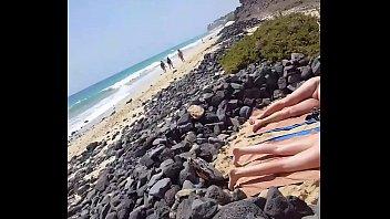 walk beach d agde cap nude Whait many turns