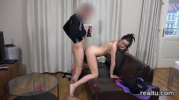 in porn mall hd Peeping tom lesbian