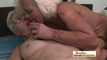 gagging old grannies Husband test if ce wife