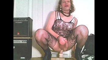 bbw webcams 2014 dildo rides Hihgl heels ass insertion