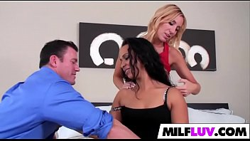 milf and mother part2 son Lucy belles voluptuous body was just what this st