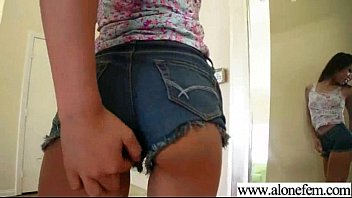 girl herself hides Delhi ontario hidden cam