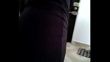a vestidas casa ariadnamexicana de amas escodidas Flash bulges shes exited to watch